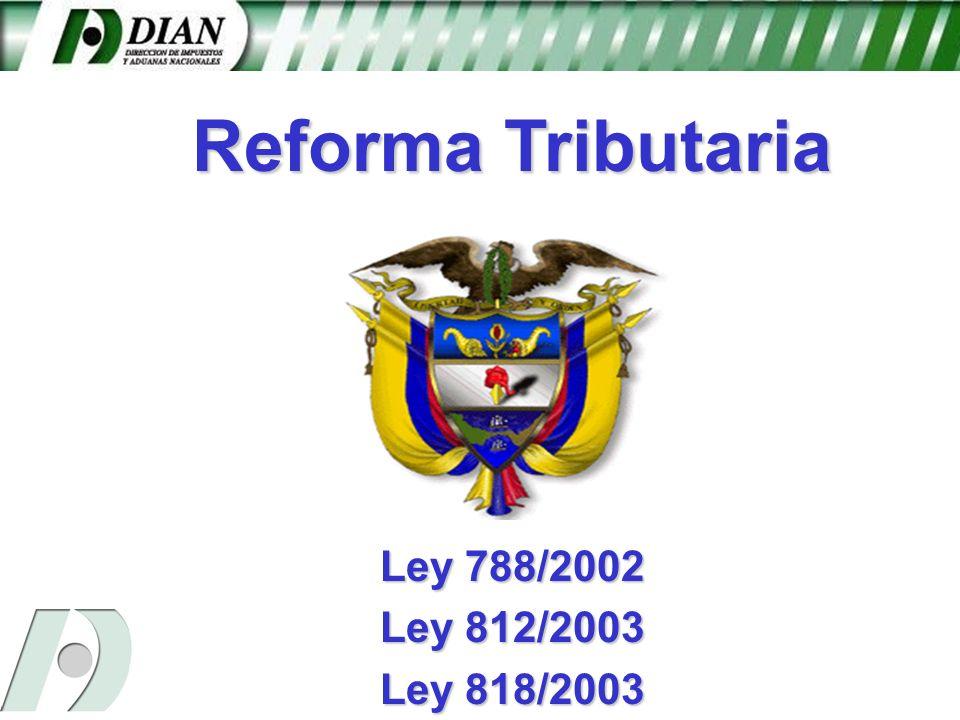 OTRAS RENTAS EXENTAS LEY 820 DE 2003 Ingresos recibidos por sociedades especializadas por concepto de cánones de arrendamiento de vivienda de interés social durante 10 años siguientes a su construcción.