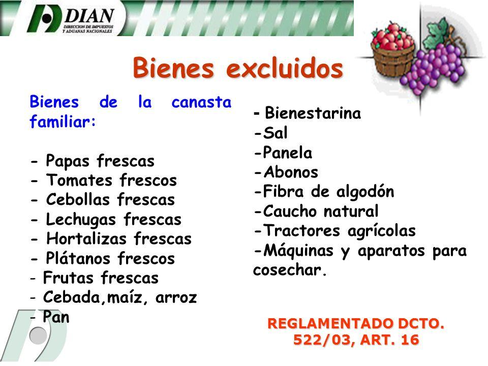 OTRAS RENTAS EXENTAS 6.