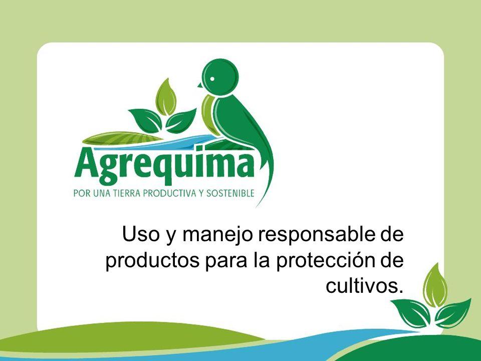 Es la Asociación del Gremio Químico Agrícola, que trabaja en todo el país impartiendo capacitaciones gratuitas sobre: Uso y Manejo Responsable de productos para la protección de cultivos (plaguicidas).