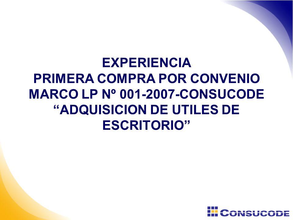 ESTRATEGIA DE IMPLEMENTACIÓN Análisis estadístico de las compras ejecutadas en el año 2005.