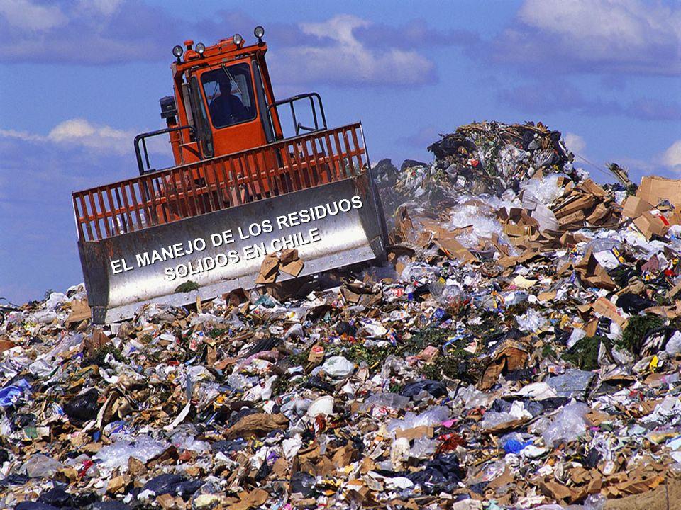 Reciclaje El reciclar produce un ambiente más limpio y menos tóxico.