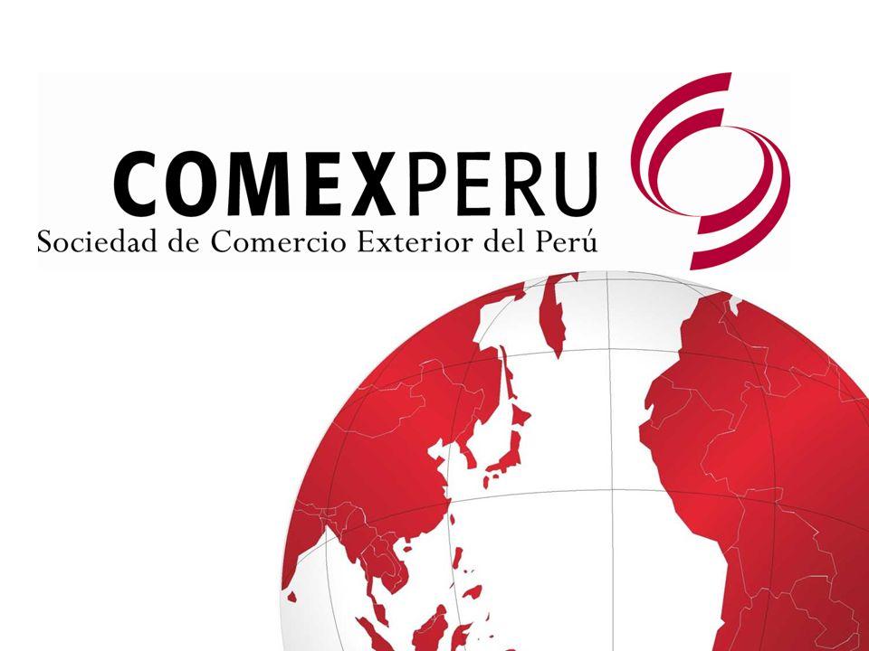Servicios que brinda COMEXPERU CAPACITACIONES GESTIÓN GREMIAL ABAC PERÚ COMUNICACIONES NEGOCIACIONES COMERCIALES ASESORÍA E INFORMACIÓN PROYECTO PYME Peruanas al Mundo