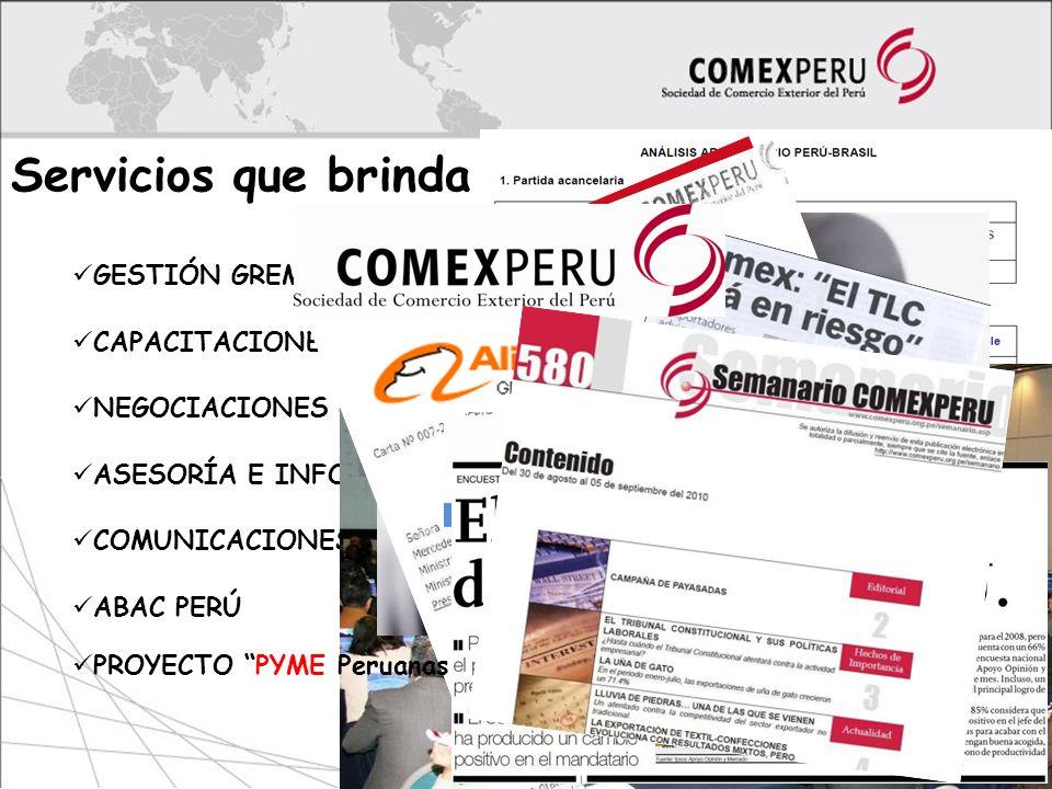 Incorporación de la PyME al comercio electrónico Proyecto PyME Peruanas al Mundo Miguel Cabello A.