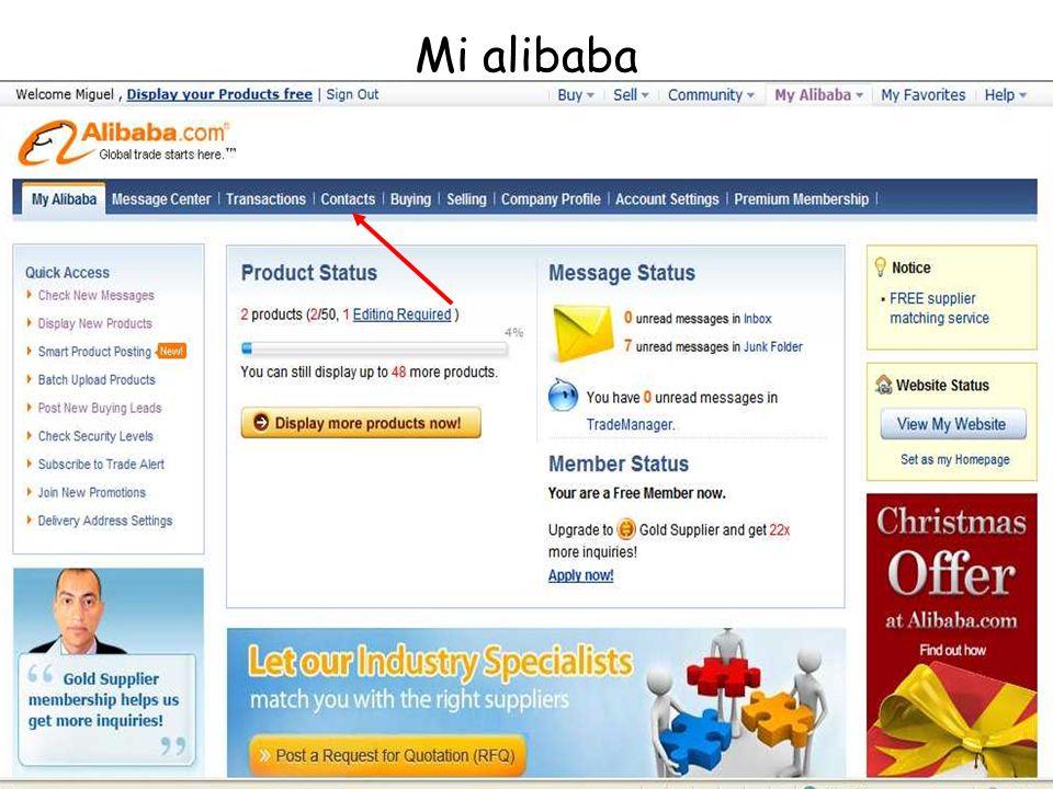 Mi alibaba