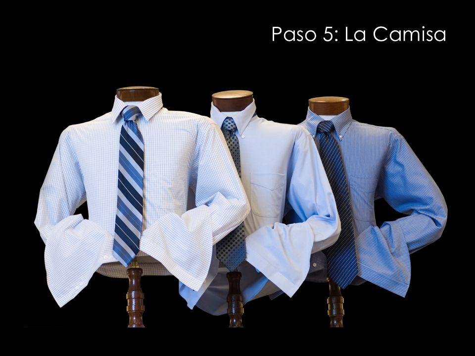 Paso 5: La Camisa