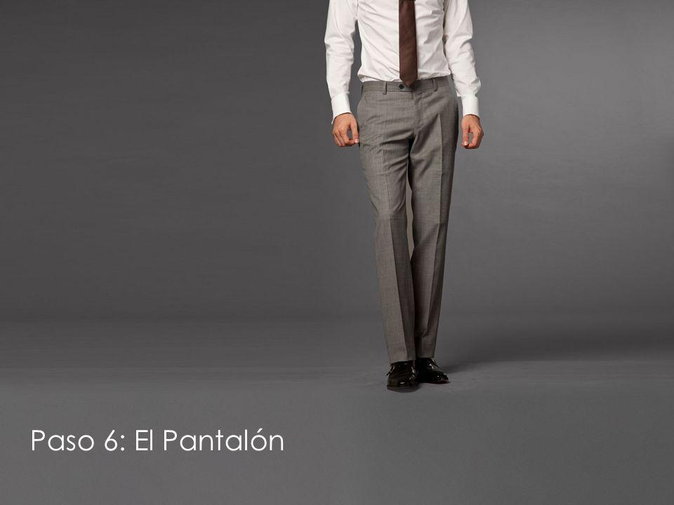 Paso 6: El Pantalón