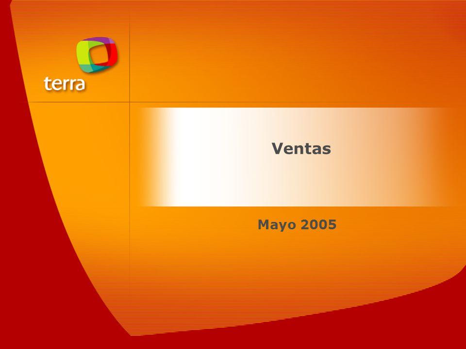 Ventas Mayo 2005