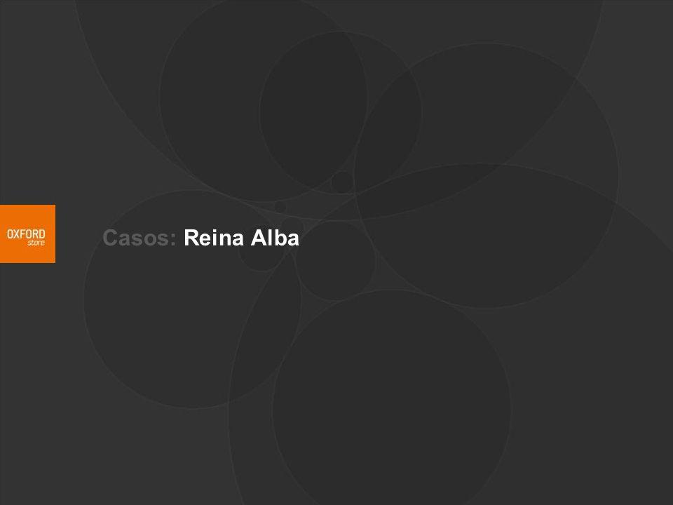 Casos: Reina Alba