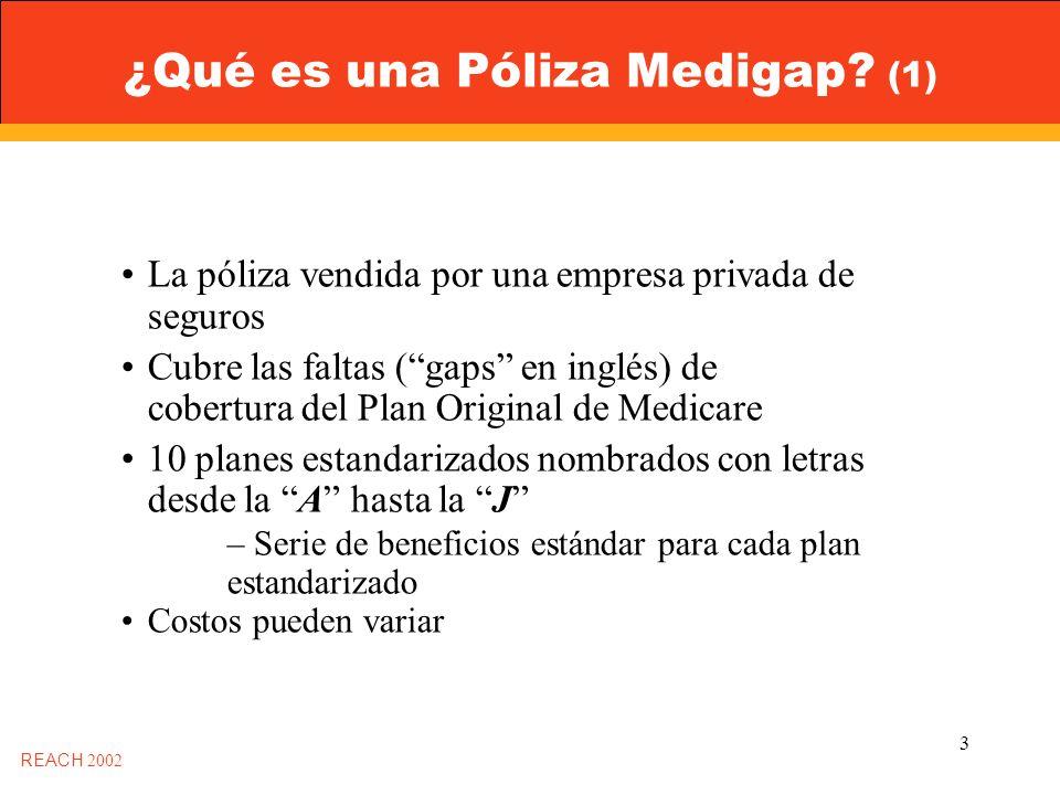 3 ¿Qué es una Póliza Medigap.