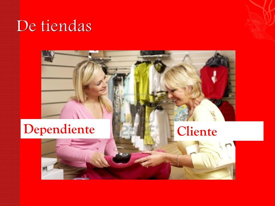 Dependiente Cliente
