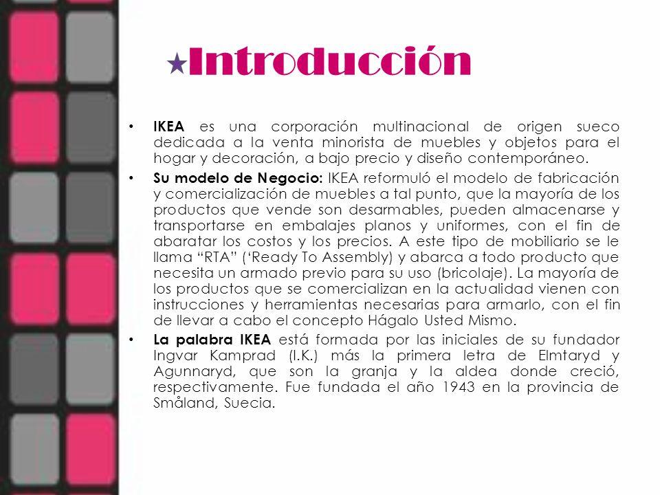 En 1951, IKEA edita su primer catálogo de muebles.