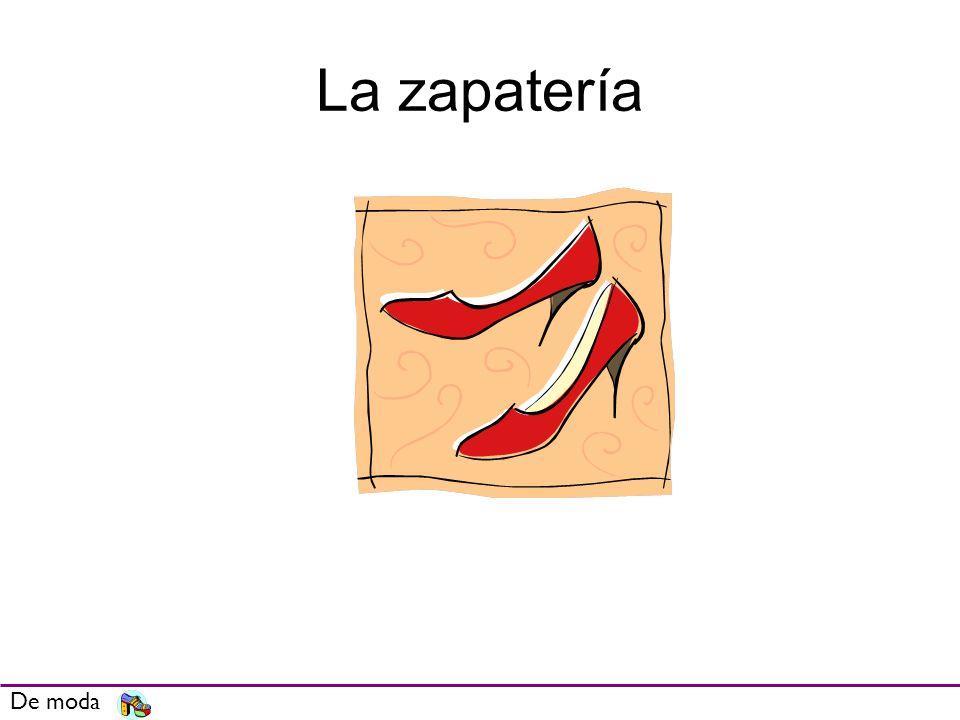 La zapatería De moda