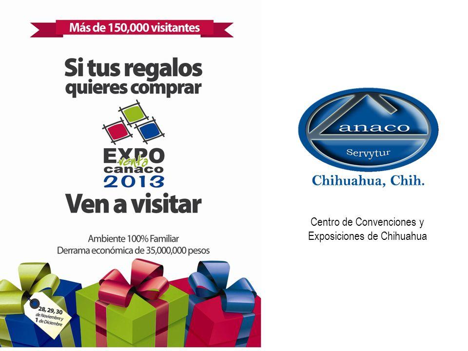 Centro de Convenciones y Exposiciones de Chihuahua