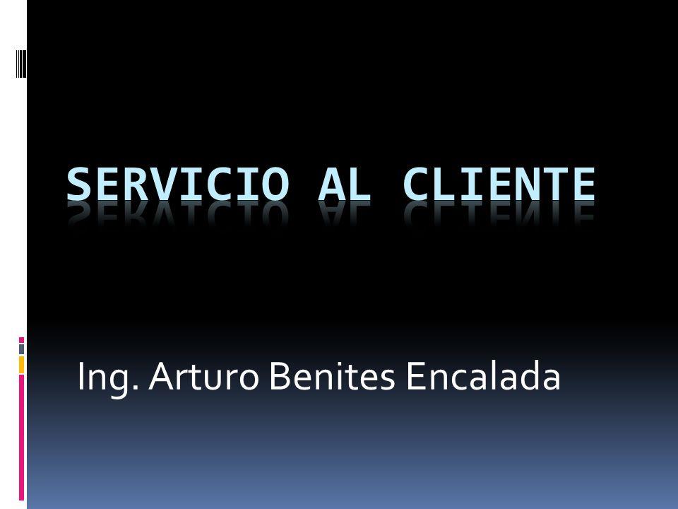 Ing. Arturo Benites Encalada