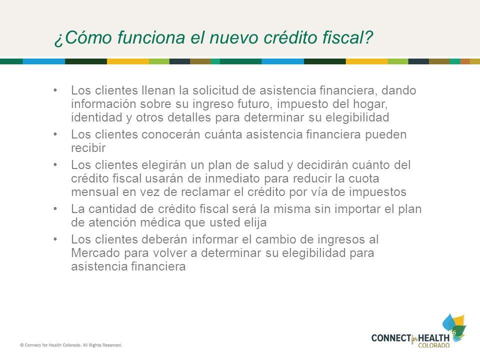 16 ¿Cómo funciona el nuevo crédito fiscal.