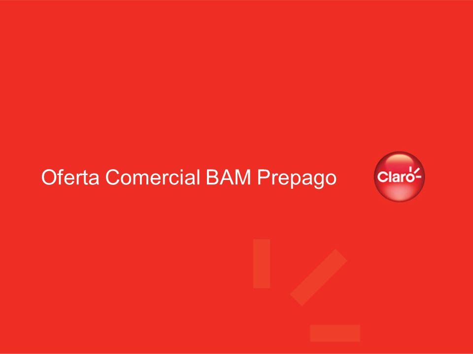 Oferta Comercial BAM Prepago