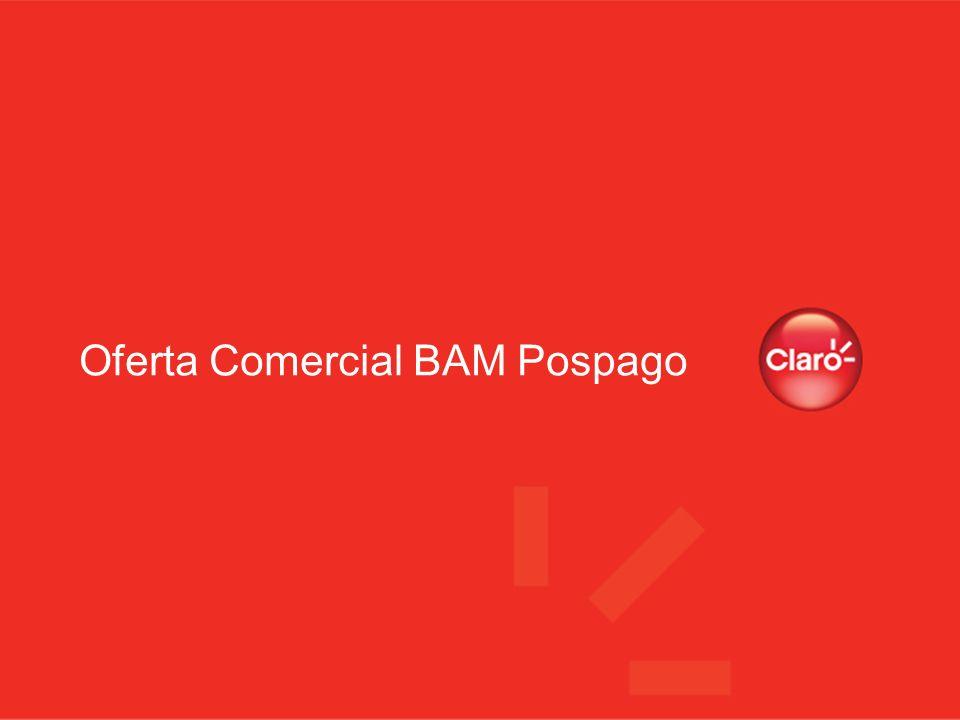 Oferta Comercial BAM Pospago