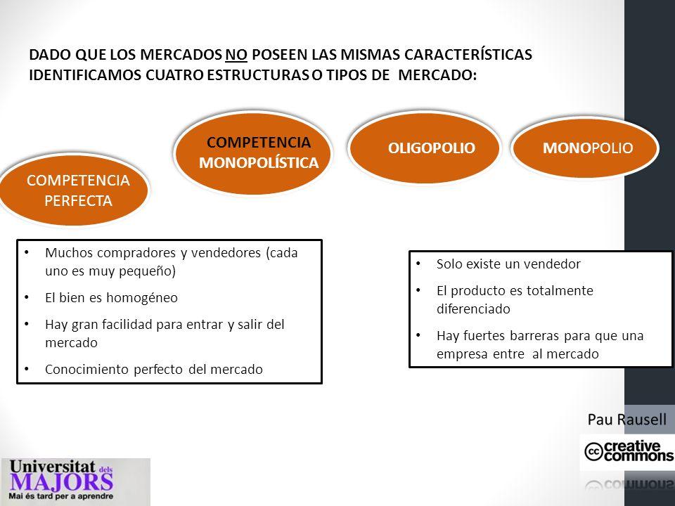 TEORÍA DE LOS MERCADOS La microeconomía se ocupa de: La conducta de unidades individuales. A la hora de comprar: ¿Cómo decidimos qué comprar? A la hor