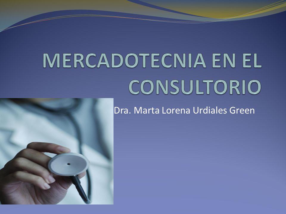 Dra. Marta Lorena Urdiales Green