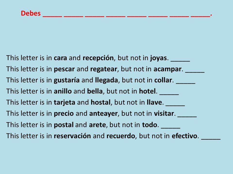 AR verbs Entrevista Handout/ pg. 46 Escuchar pg.
