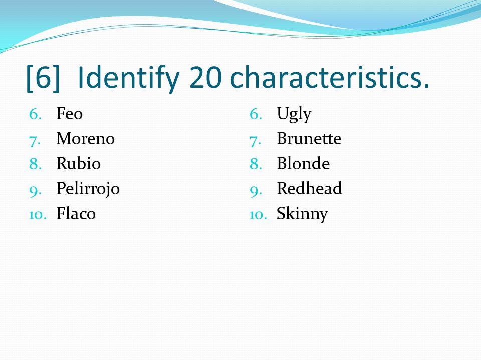 [14] SER is used with origins.4. Used with origins Yo soy de los Estados Unidos.