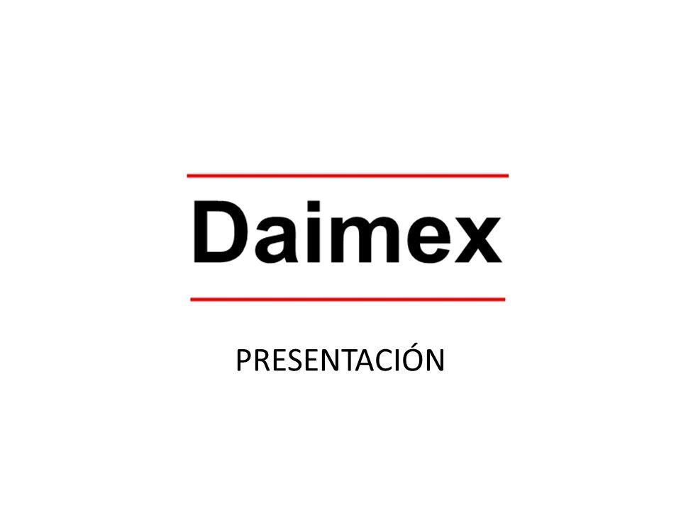 El grupo Daimex fué constituido em 1995 actuando basicamente en el Norte y Noreste brasileño.