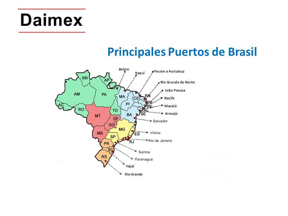 1)Para Colombia todos los sectores de la Economia brasileña son interesantes.