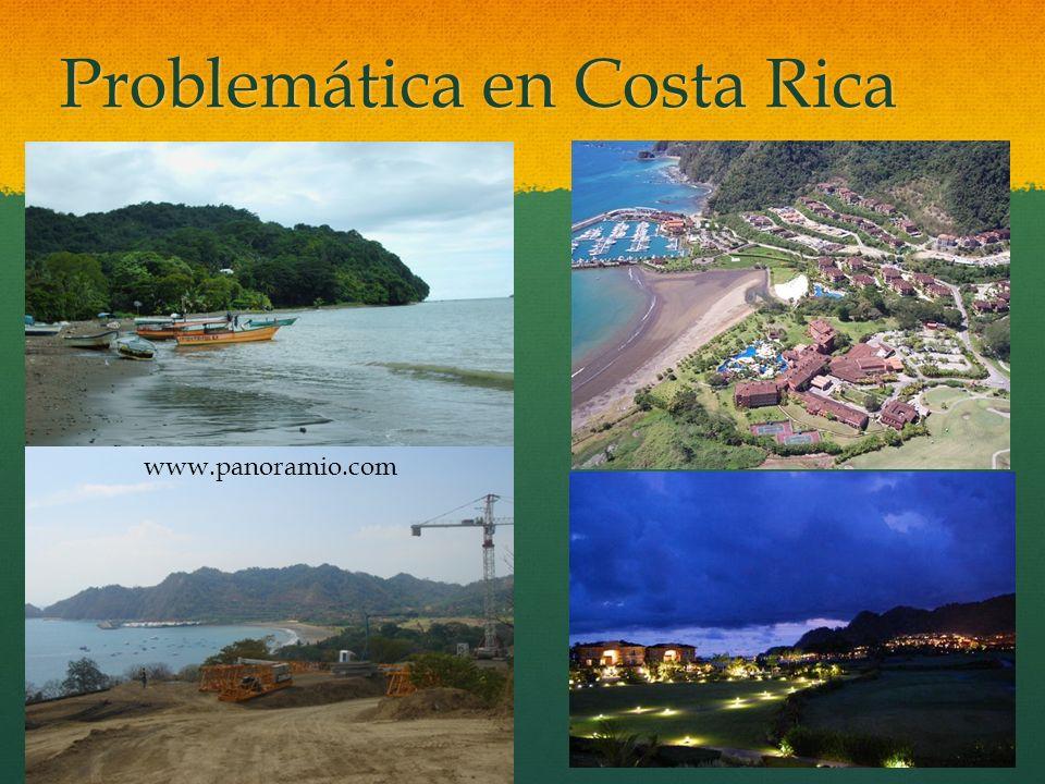Ley Sobre la Zona Marítimo Terrestre, N°6043 150 m 50 m Zona Restringida Zona Pública