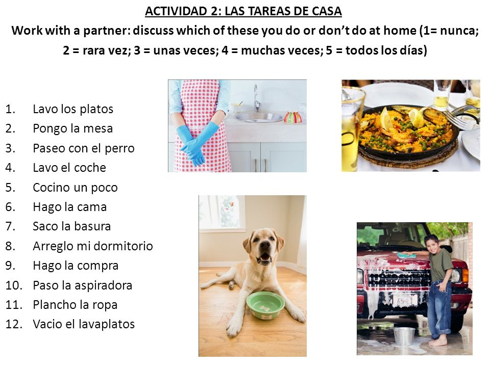 ACTIVIDAD 3: YO Y MI DINERO Work with a partner: read and make notes: (A) How much does each person receive?; (B)Who from?; (C) What do they have to do for it?; and (D) What do they spend it on.