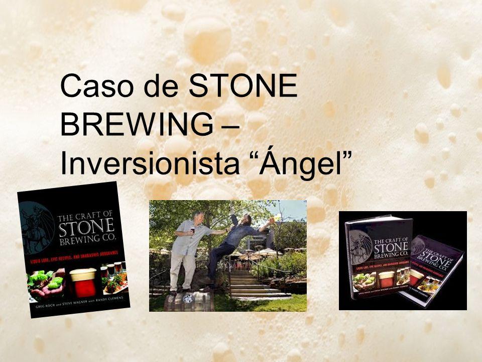Caso de STONE BREWING – Inversionista Ángel