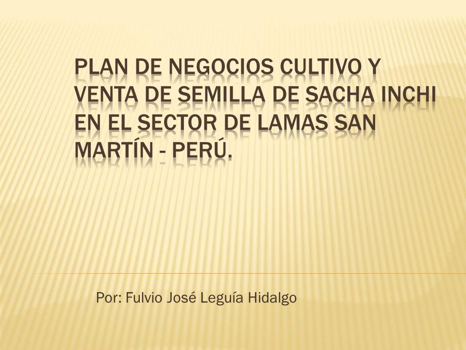 Por: Fulvio José Leguía Hidalgo