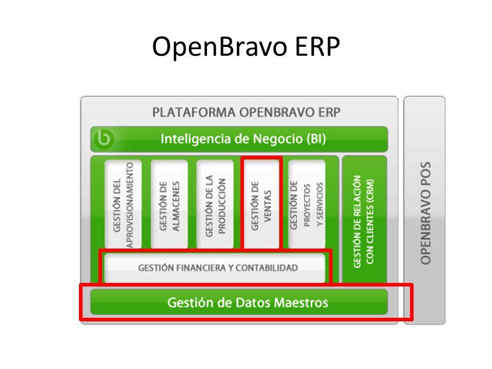 OpenBravo ERP