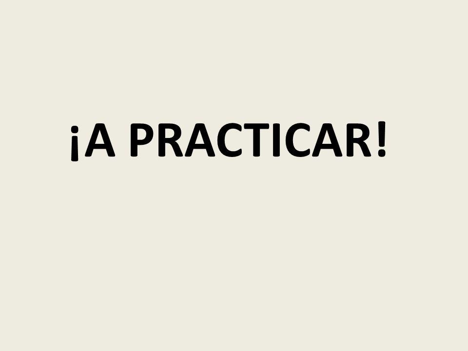 ¿El pretérito o el imperfecto.– ¡Escógelo, escríbelo, y defiéndelo.