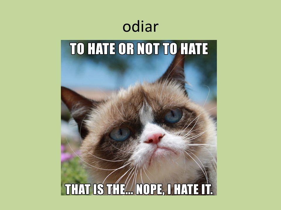 odiar