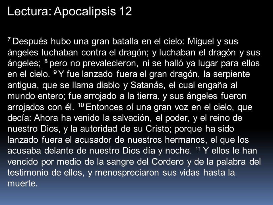 12 Por lo cual alegraos, cielos, y los que moráis en ellos.