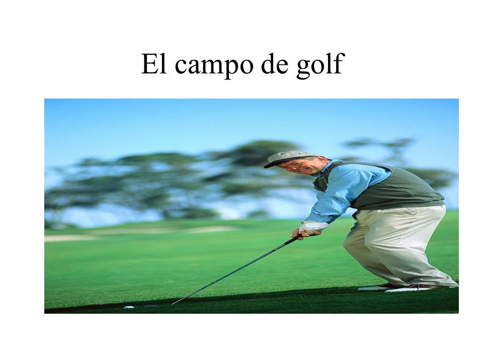 El campo de golf