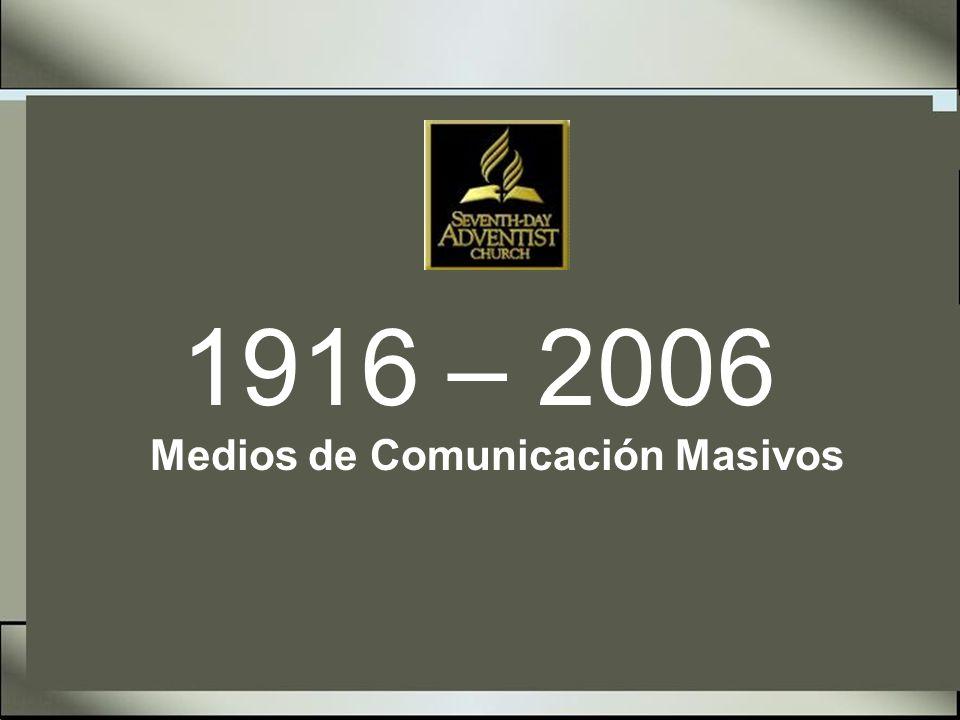 Historia de la Iglesia Adventista 1929 - H.M. S.
