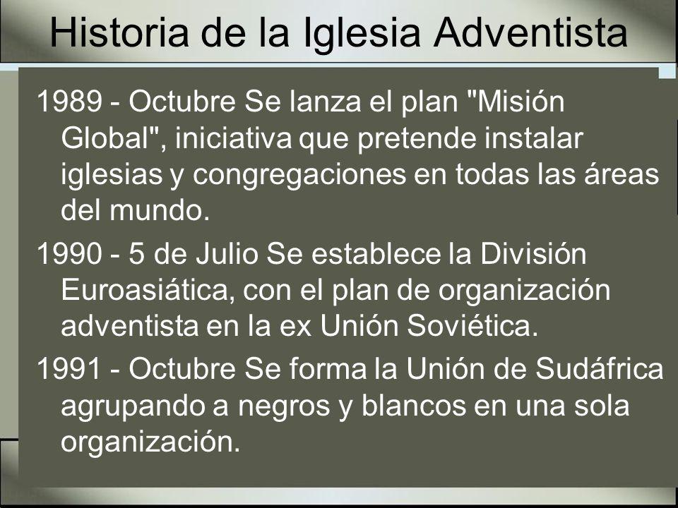 Historia de la Iglesia Adventista 1992 - En Albania, un país autodeclarado ateo, el primer grupo de creyentes es bautizado en Tirana, la capital.
