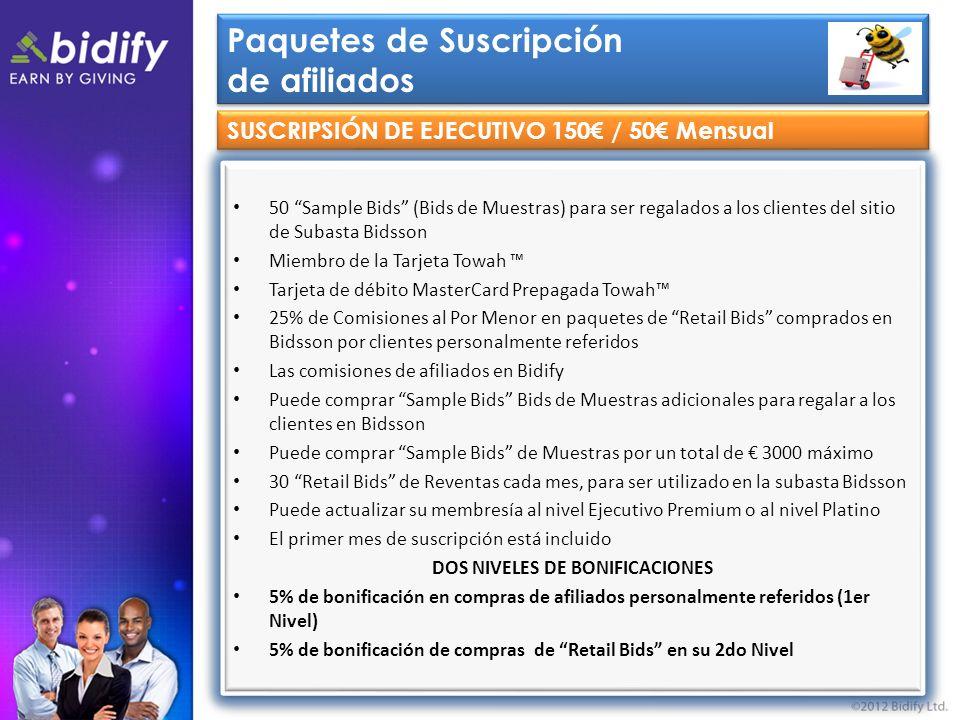 Plan de Residuales Unilevel Comisiones residuales de Uninivel son pagadas inmediatamente en cada suscripción pagada mensual, de hasta 15 niveles de profundidad en su organización NIVELES1 VENTA (1 Afiliado) 2 VENTAS (2 Afiliados) 4 VENTAS (4 Afiliados) *6 VENTAS ( NIVEL-15555 NIVEL-21111 NIVEL-31111 NIVEL-41111 NIVEL-5555 NIVEL-6111 NIVEL-7111 NIVEL-8111 NIVEL-9111 NIVEL-1055 NIVEL-1111 NIVEL-1211 NIVEL-131 NIVEL-141 NIVEL-155 * Para calificar para el plan de pago de 15 niveles, usted debe haber hecho por lo menos seis (6) ventas de Suscripción = Euros * Para calificar para el plan de pago de 15 niveles, usted debe haber hecho por lo menos seis (6) ventas de Suscripción = Euros