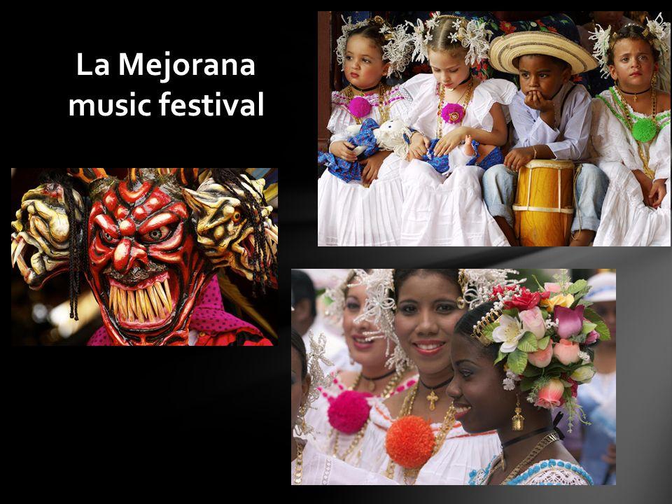 La Mejorana music festival