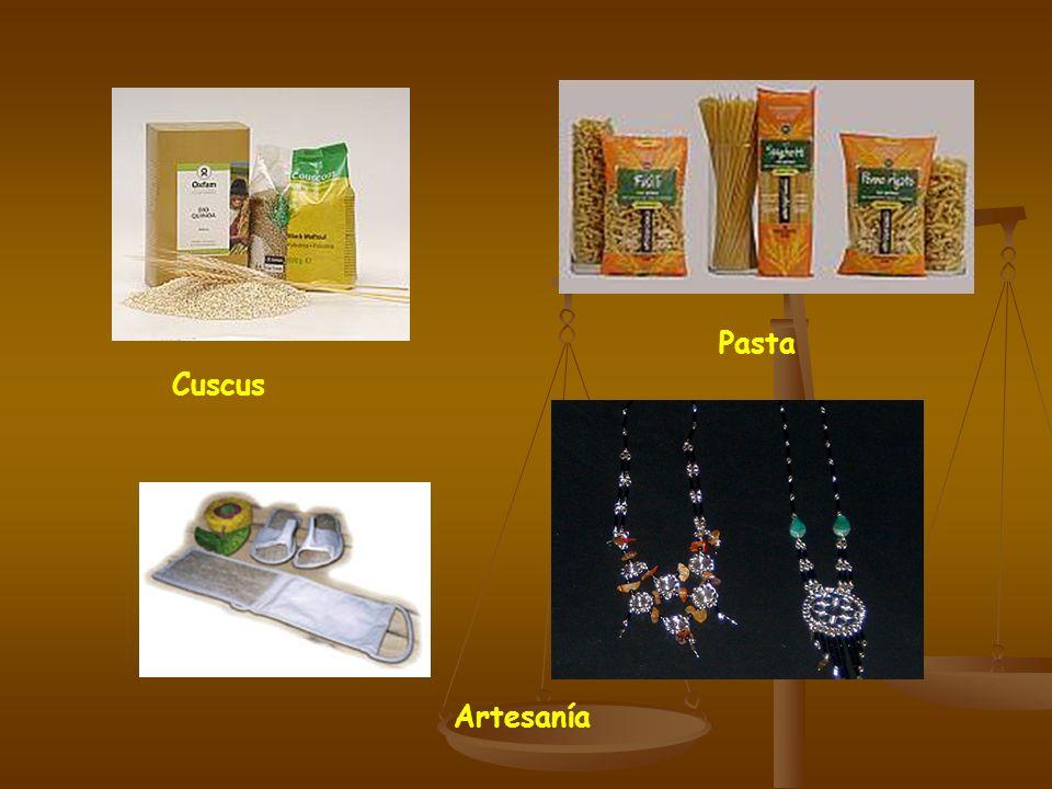 Cuscus Pasta Artesanía