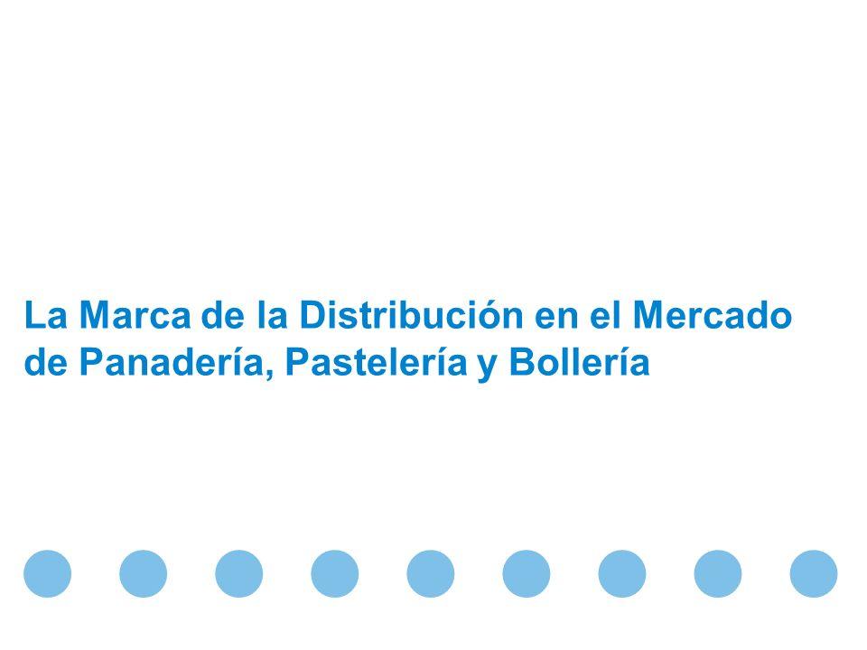 78 La Marca de la Distribución en el Mercado de Panadería, Pastelería y Bollería