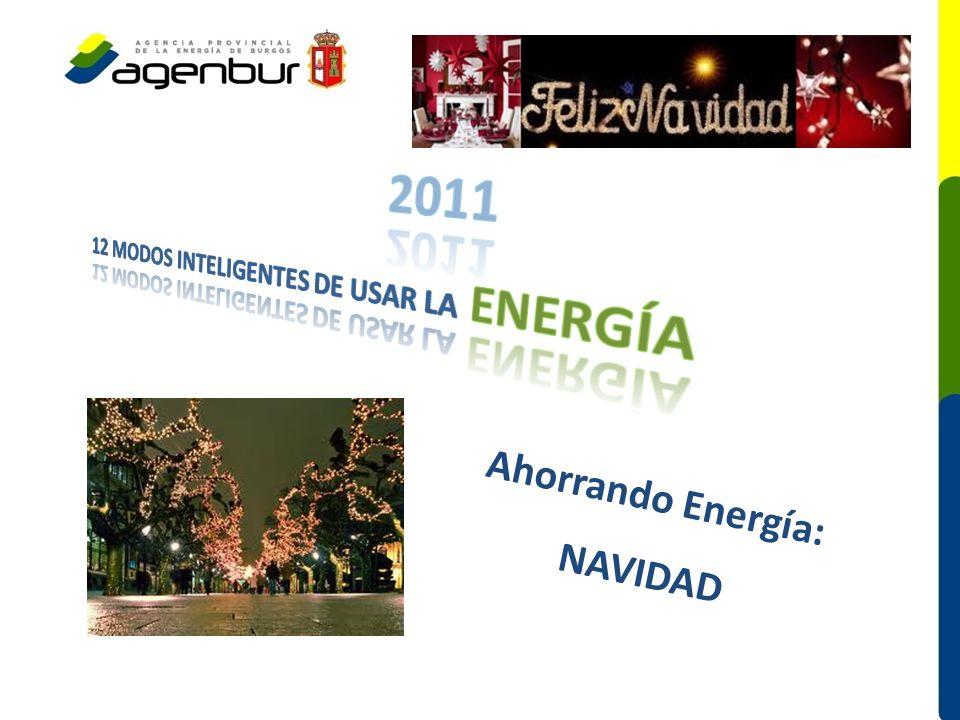 Ahorrando Energía: NAVIDAD
