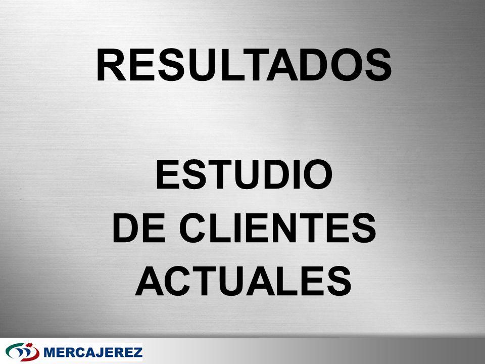 Here comes your footer Page 17 RESULTADOS ESTUDIO DE CLIENTES ACTUALES