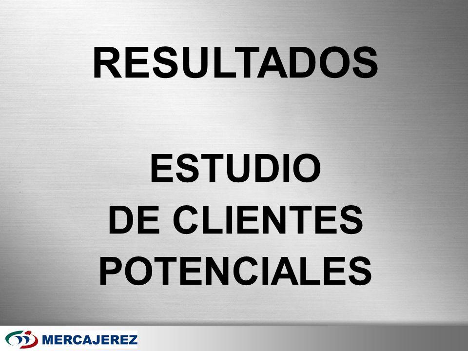 Here comes your footer Page 34 RESULTADOS ESTUDIO DE CLIENTES POTENCIALES