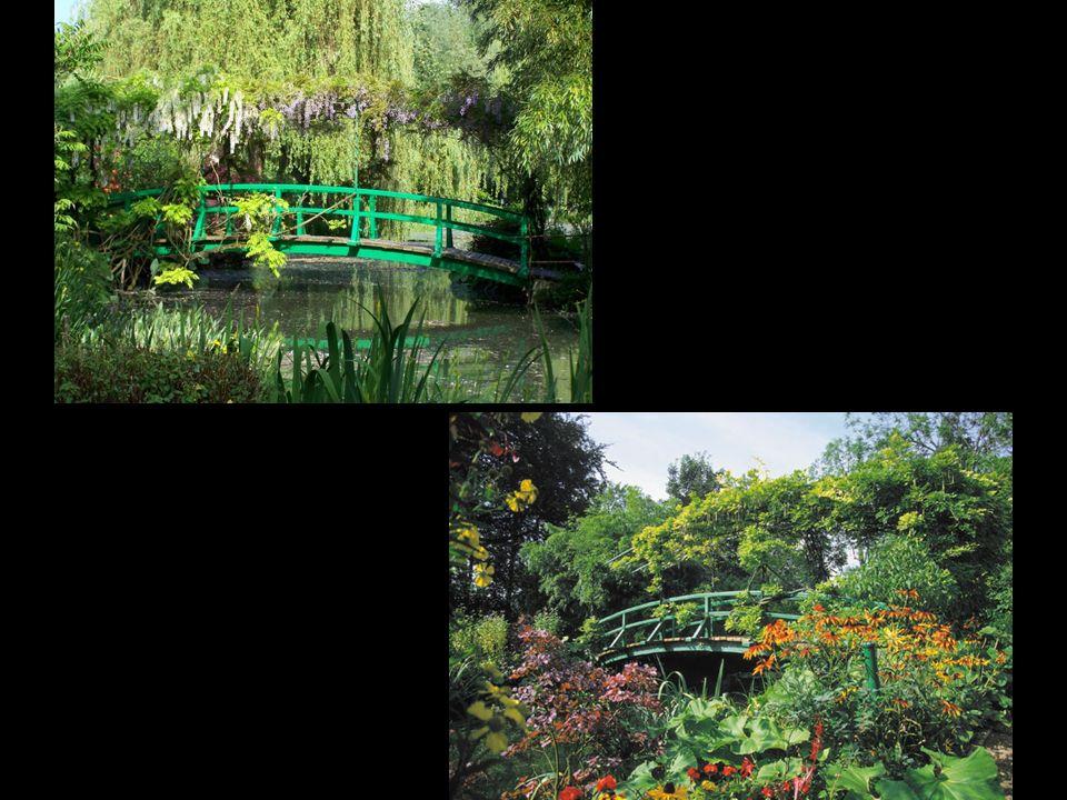 El jardín sería el escenario de muchas de sus pinturas. Fue en Giverny donde Monet se convirtió en el precursor de la pintura moderna, insensible a to