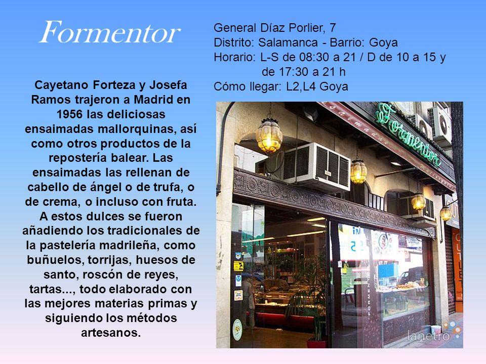 En 1994, un asturiano que trabajó en un restaurante alemán, decidió pasarse a la rama de la pastelería y convirtió este local en uno de los pocos que