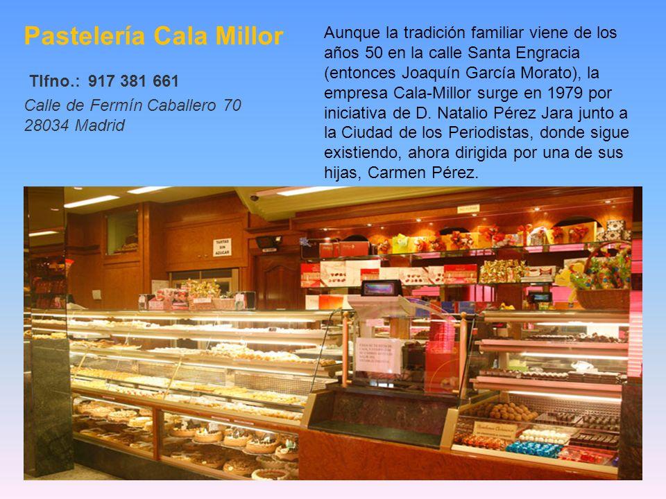 Su maestro pastelero, Ángel Fernández Martín, ha ganado numerosos premios relacionados con su oficio, como haber sido proclamado segundo mejor pastele