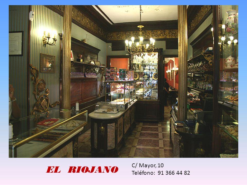 Pastelería Boñar c/ Coslada nº 10 (La Guindalera) Metro: Avda.
