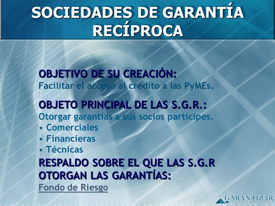 SOCIOS PARTICIPES Condiciones * Ser pequeña y mediana empresa según disposición 147/2006 de la Subsecretaría de la Pequeña y Mediana empresa.
